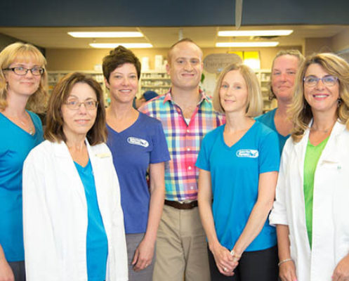 Medical Place Pharmacy Chatham At Medical Place Pharmacy we are always willing to go the extra mile to support the special needs and requirements of our clients. As your local pharmacy, it is our honour and privilege to support the Chatham Community.